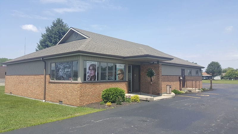 Optometrists in Bradford, Ohio